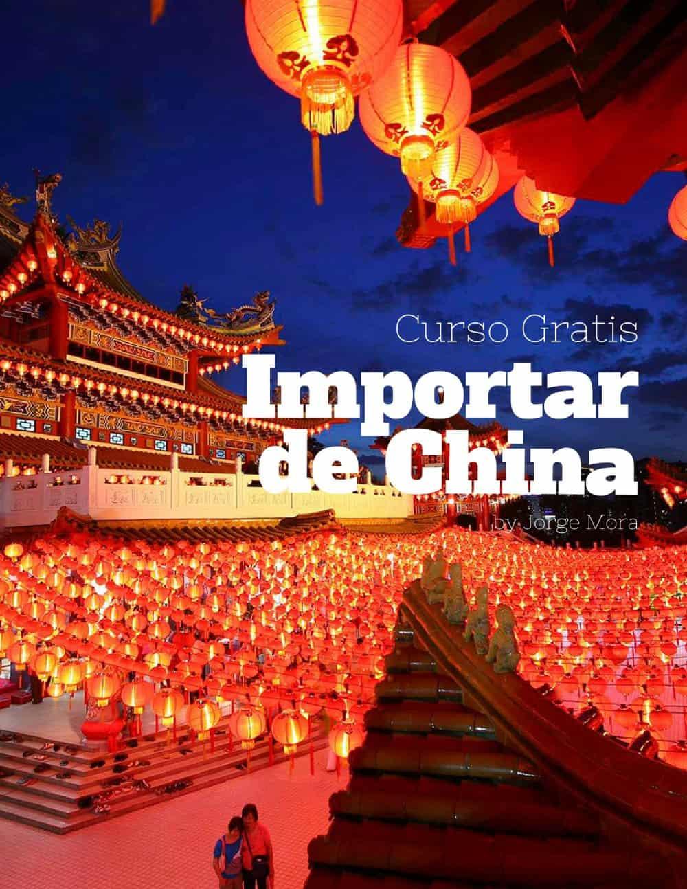 Curso Gratis Importar de China